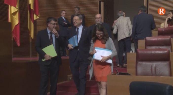 Morera llig una declaració institucional on dona suport a l'acord de Paris després de l'eixida d'EEUU
