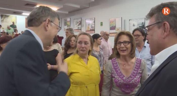 Puig assisteix al lliurament del premi 'Avançant en Igualtat'