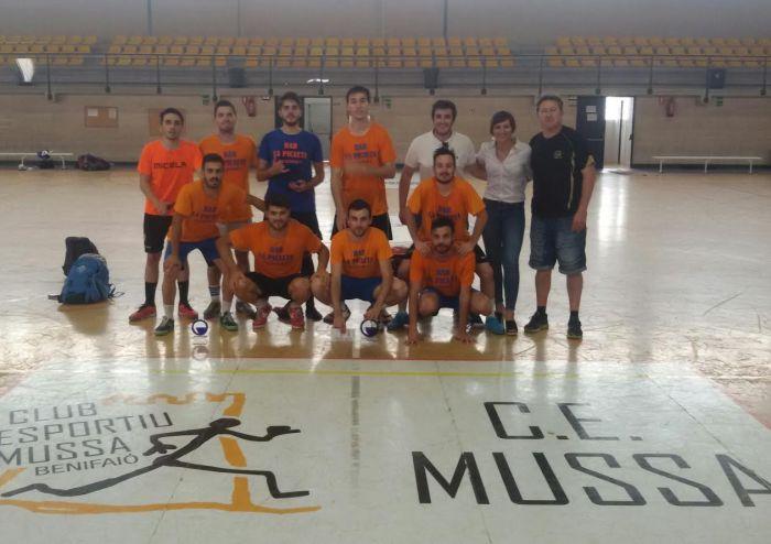 XXIV Edicio 16 hores Futbol Sala Trofeu Roquette: (2 i 3 de juny – 2017).
