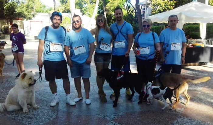 Alberic recapta més de 1.000 euros per a les protectores d'animals