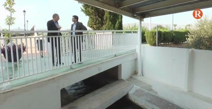 Rodríguez destaca l'aposta de la Diputació pel municipalisme en la seua visita a Càrcer i Gavarda