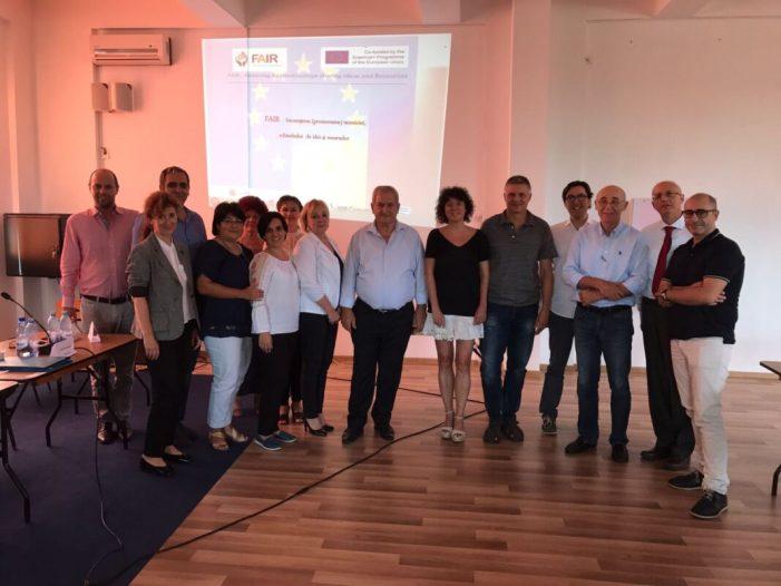"""L'Ajuntament d'Alzira, per mitjà d'IDEA i l'Oficina de Projectes Europeus, participa en el projecte projecte Europeu """"FAIR Fostering Apprenticeship sharing idees and resources"""" per a potenciar els contractes de formació."""