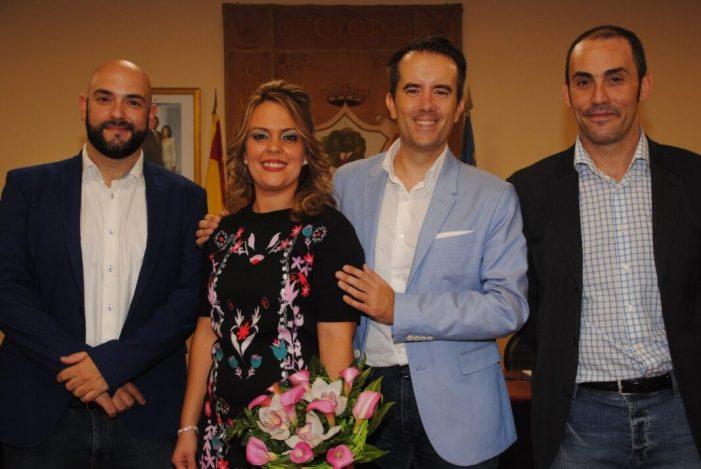La sort fa de Mª José González la primera Fallera Major d'Alberic