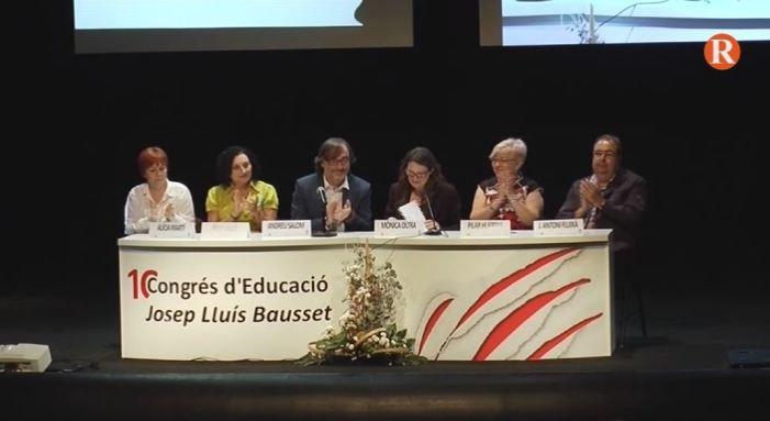 La llengua i les pantalles protagonistes en la desena edició del Congrés d'Educació 'Josep Lluís Bausset'
