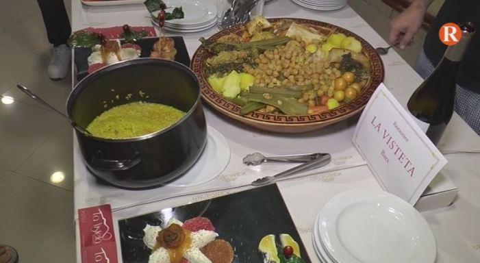 El restaurant La Visteta de Barx guanyador de la desena edició del Concurs de Putxero Valencià celebrat a l'Alcúdia