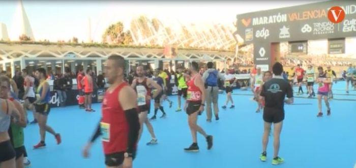 La marató de valència bat rècords
