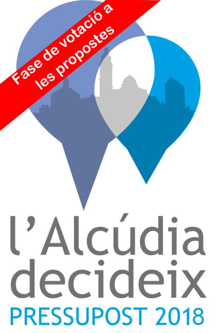 Els pressuposts participatius de l' Alcúdia en la fase final