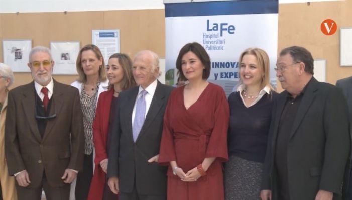 Montón destaca que La Fe és un dels centres espanyols que major nombre de trasplantaments de cor aconsegueix a l'any