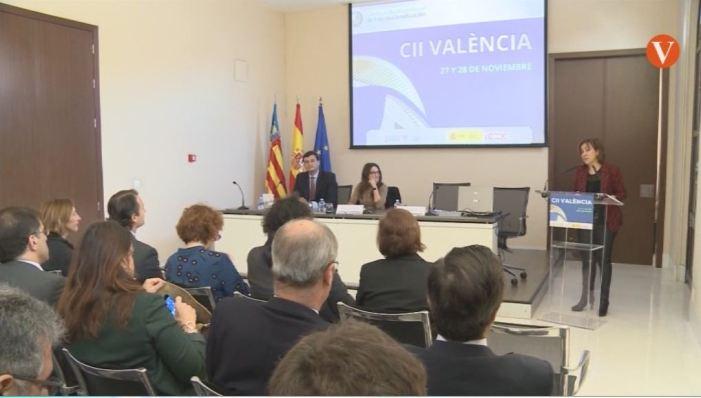 """Oltra: """"Les polítiques del Consell han consolidat la Comunitat Valenciana en el comerç exterior i com espai segur per a la inversió empresarial"""""""