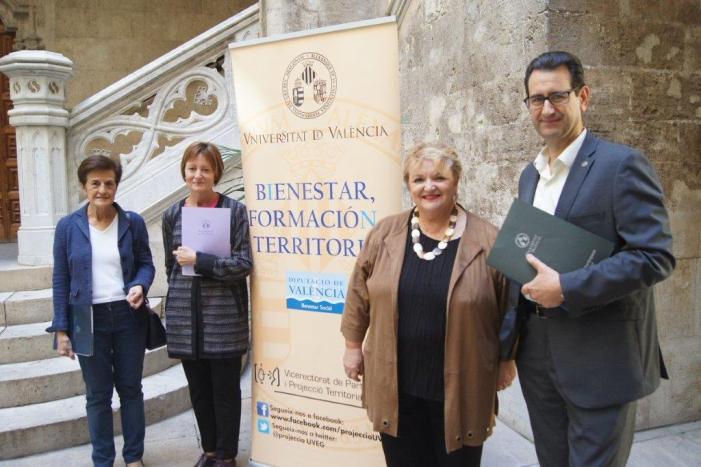 La Diputació acosta la universitat als municipis valencians a través de la reflexió sobre temes d'actualitat