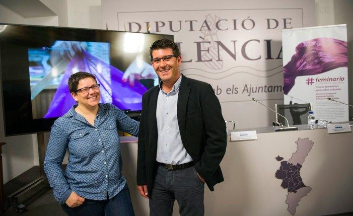 La Diputació de València estrena el primer portal d'Igualtat de la Comunitat