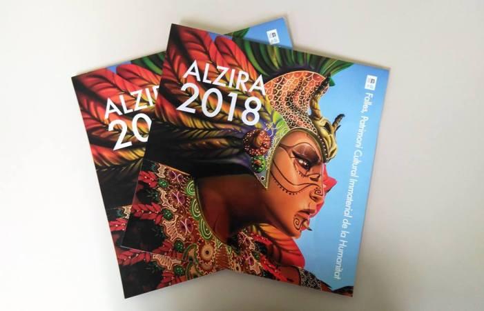 Alzira llança la segona edició de calendaris