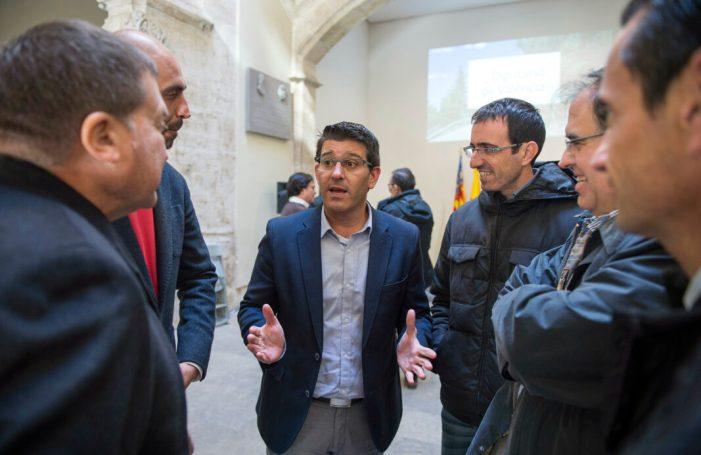 La Diputació inverteix 15 milions d'euros per a reforçar la seguretat de les carreteres de la Ribera