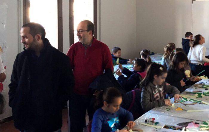 Més de 250 xiquetes i xiquets a l'Escola de Nadal d'Alzira