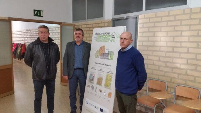 La Diputació col·labora en donar resposta a la problemàtica de la retirada i reciclatge dels residus voluminosos
