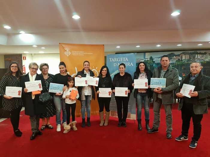 Frutas Clara guanya el primer premi del Concurs d'Escaparatisme d'Alzira