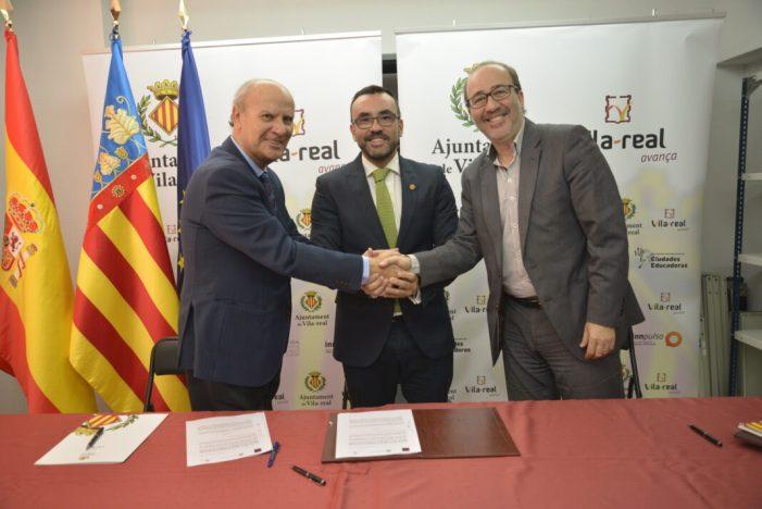 Vila-real, Alzira i l'AVL s'uneixen per a difondre la figura i l'època del rei Jaume