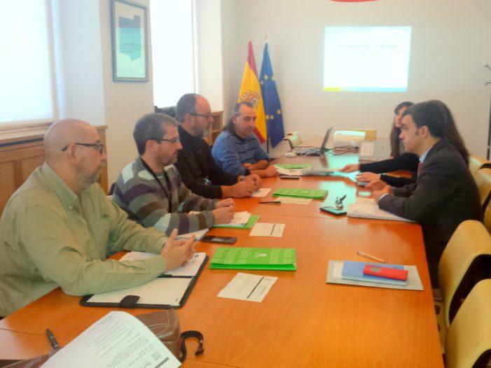LA UNIÓ demana al Ministeri d'Agricultura mesures  per a pal•liar la sequera a la Comunitat Valenciana