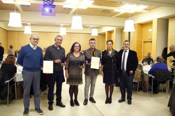 El MUMA rep la Medalla d'Honor de l'associació Amics del Camí de Llevant a Santiago