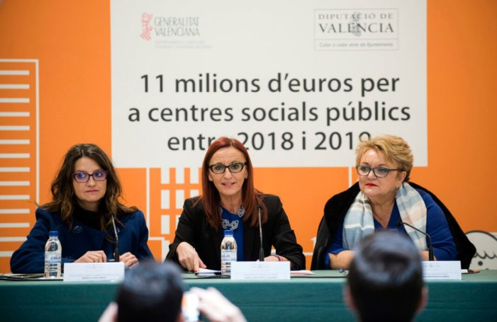 L'Horta Nord disposarà de 100 noves places públiques d'atenció a persones majors