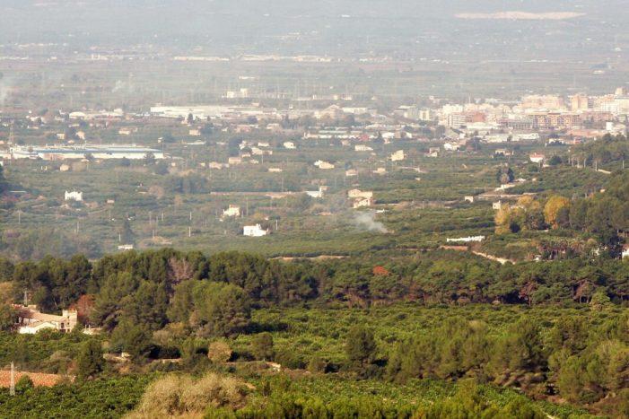 Alzira sol•licita l'alçament parcial de la prohibició de cremes agrícoles
