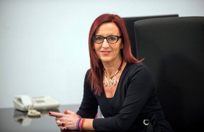 """Maria Josep Amigó: «Les ajudes als municipis es concedeixen d'acord amb criteris objectius per acabar amb """"els amiguitos del alma""""»"""