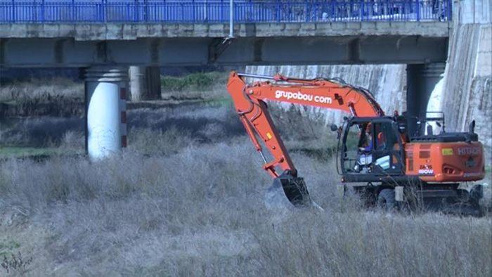 L'Ajuntament d'Algemesí ha dut a terme una nova neteja del llit del riu Magre