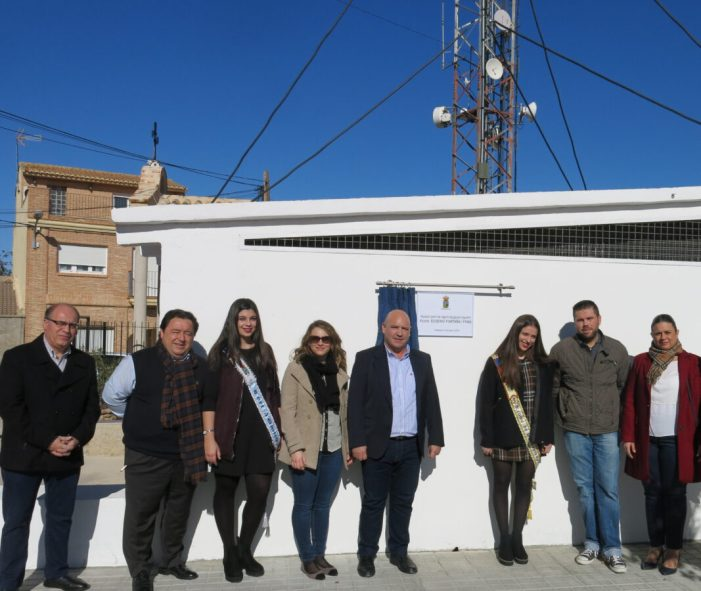 L'Ajuntament inaugura un nou parc en la zona del Pi Gros