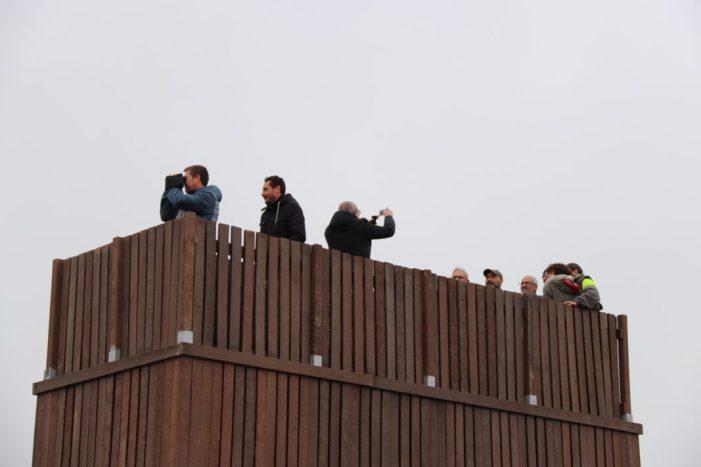La Albufera de Valencia inaugura una nueva torre de observación de aves