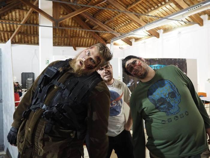 Els zombies prenen Sueca