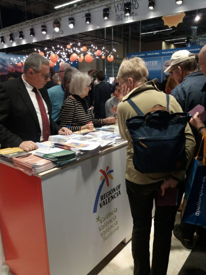 València Turisme accentua els productes de turisme mediambiental en les fires de Dinamarca, Munich, Navarra i Extremadura