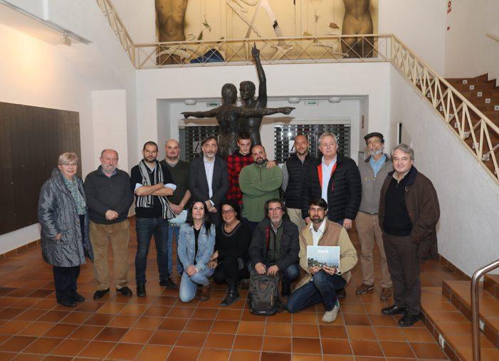 Lliurament a l'Alcúdia dels premis de MEDI, el primer concurs audiovisual del medi ambient valencià