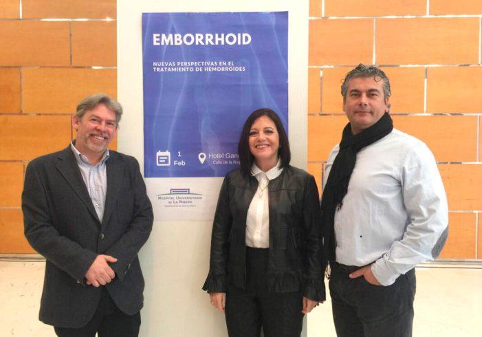 El Hospital de La Ribera forma a más de 50 especialistas en cirugía de hemorroides