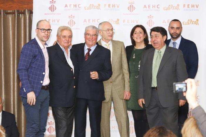 La Gala d'Hostaleria premia als pioners del turisme de Cullera