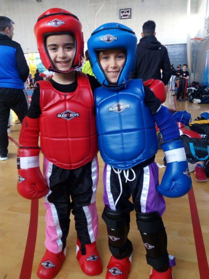 Nou ors i quatre plates per al Club Yoko-Kan d'Almussafes en l'autonòmic junior de Kick-Boxing