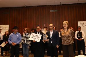 Pascual Tejada es proclama a Cullera millor sommelier de la Comunitat Valenciana