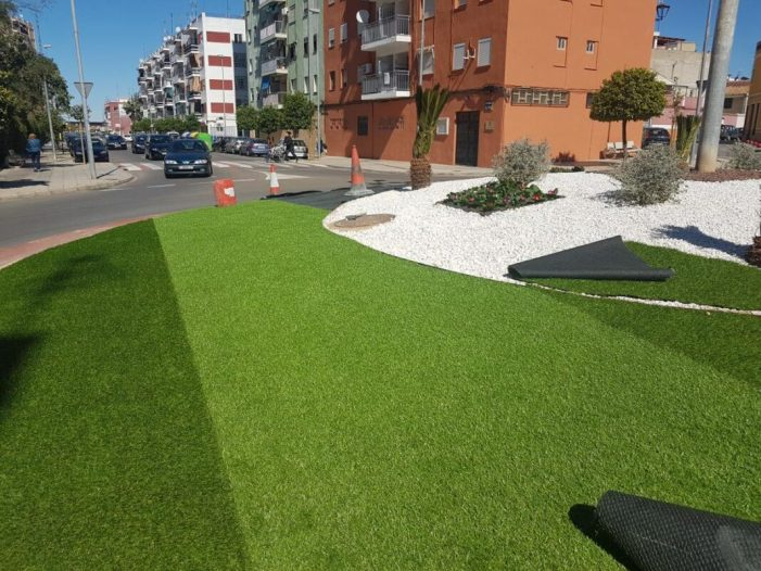L'Ajuntament d'Alzira valora molt les actuacions del personal del magatzem municipal