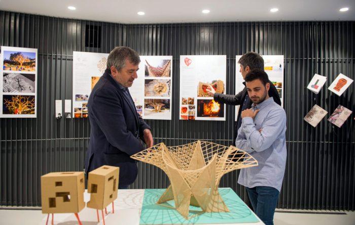 La Diputació valora les Falles 'experimentals' com a monuments que uneixen tradició, innovació i sostenibilitat