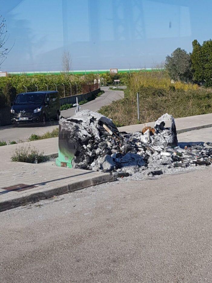 L'Ajuntament de Sueca i la Junta Local Fallera condemnen els actes vandàlics ocorreguts durant la Nit de la Cremà