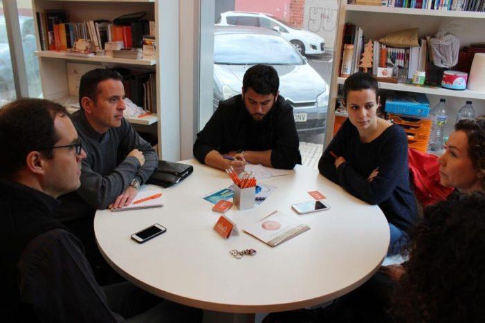 L'Ajuntament de Vinaròs visita les instal•lacions d'IDEA