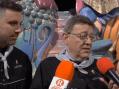 Ximo Puig visita diferents falles de Cullera
