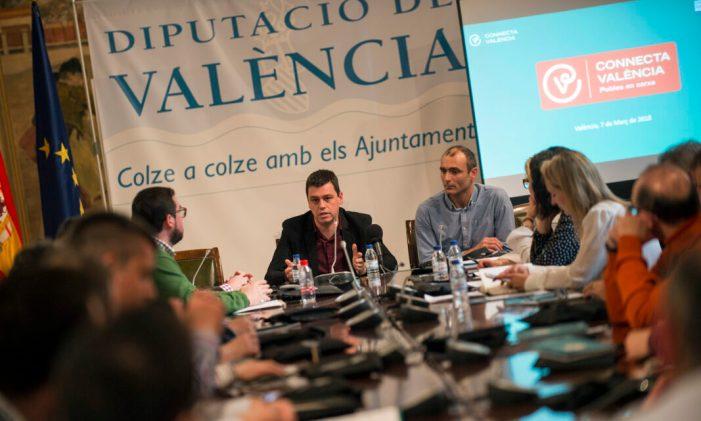 La Diputació presenta la plataforma de ciutats intel·ligents 'Connecta València'