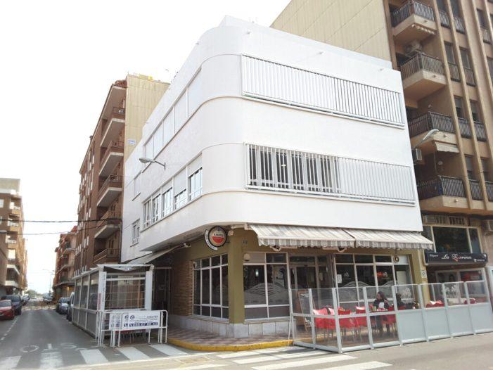 Almussafes posa en marxa una oficina d'informació i rehabilitació d'edificis