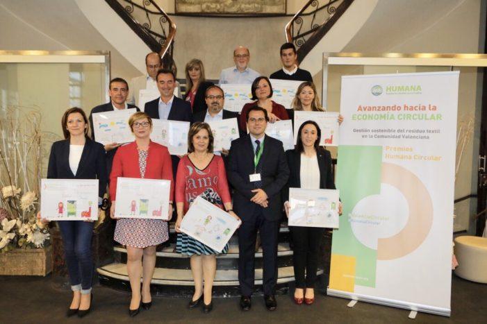 Almussafes rep el Premi Humana Circular pel seu compromís amb la integració social i laboral
