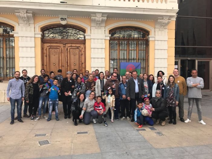 Algemesí celebra el Dia Internacional del Poble Gitano