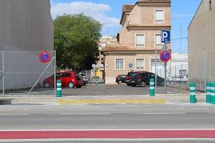 L'Ajuntament d'Almussafes habilita una nova zona d'aparcament per a turismes