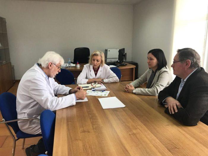 L'Ajuntament d'Algemesí demana més hores de Pediatria i un augment dels metges d'urgències a la nova direcció de l'Àrea de Salut de la Ribera