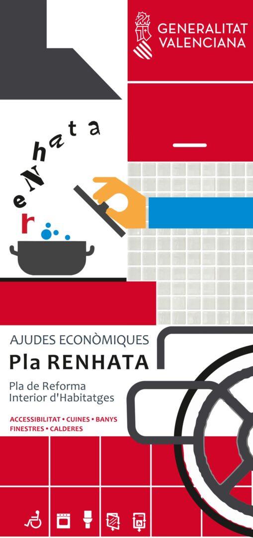 S'obri el termini, fins al 10 de juliol, per sol•licitar les ajudes de renovació i d'accessibilitat a les vivendes incloses en el Pla Renhata