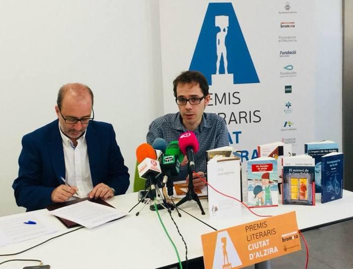 La XXX edició dels Premis Literaris Ciutat d'Alzira es posa en marxa