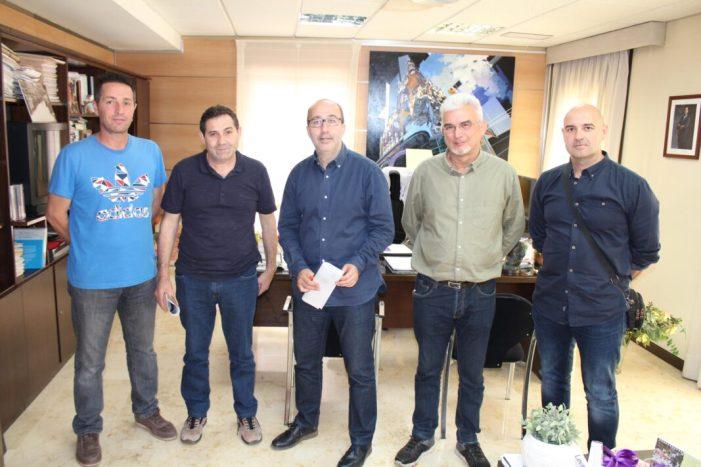 L'Ajuntament i l'Associació de Caçadors d'Alzira signen conveni de col•laboració